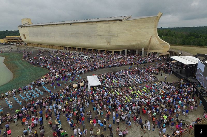 Ark Encounter Opens